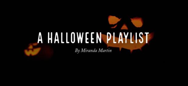 Halloween Playlist - Spooky songs for Halloween