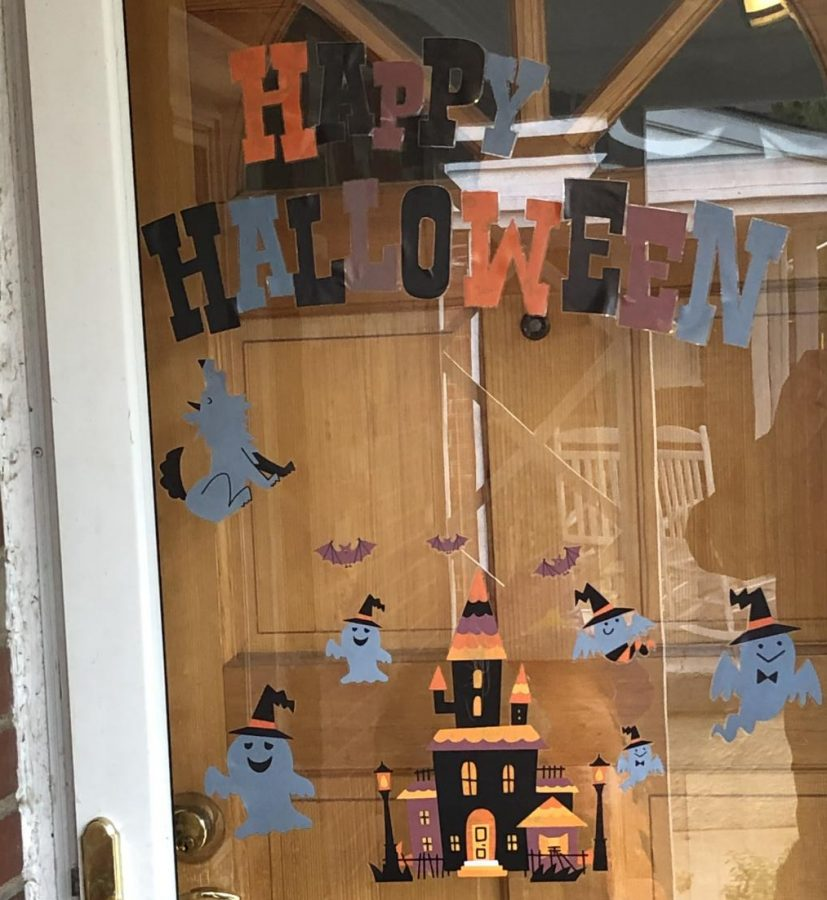 Families have tried to do more decorating and celebrating inside of homes due to COVID, since trick or treating can be dangerous.