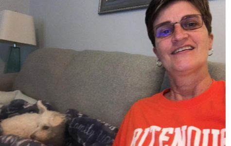 Quarantine Classroom Cribs - College Counselor Julie Kampschroeder
