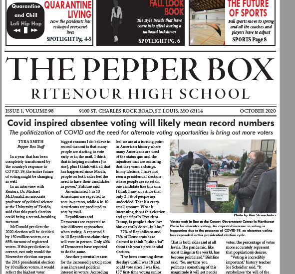 Pepper Box - October 2020 Issue