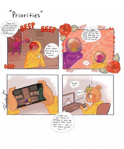 Waffles - Comic Strip