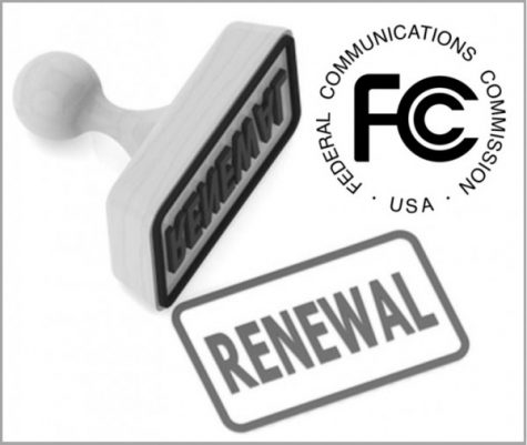 KRHS 901. FM FCC Renewal Announcment