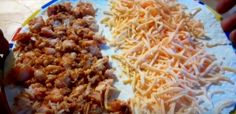 Cooking with Mayhew - Chicken Quesadilla