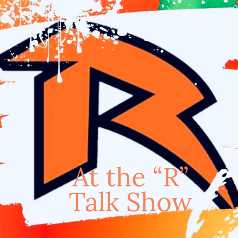 At the R Talk Show - It was just a prank